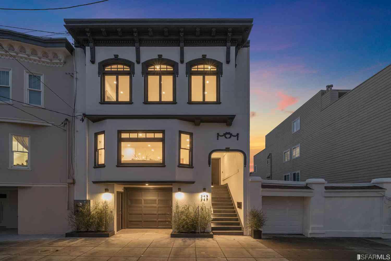 347 28th Avenue, San Francisco, CA, 94121,