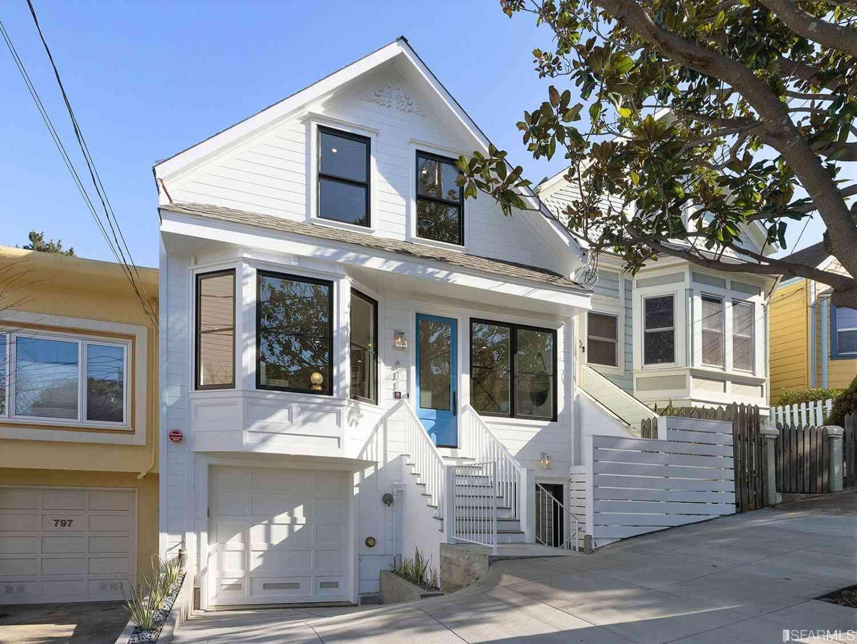 811 Carolina Street, San Francisco, CA, 94107,