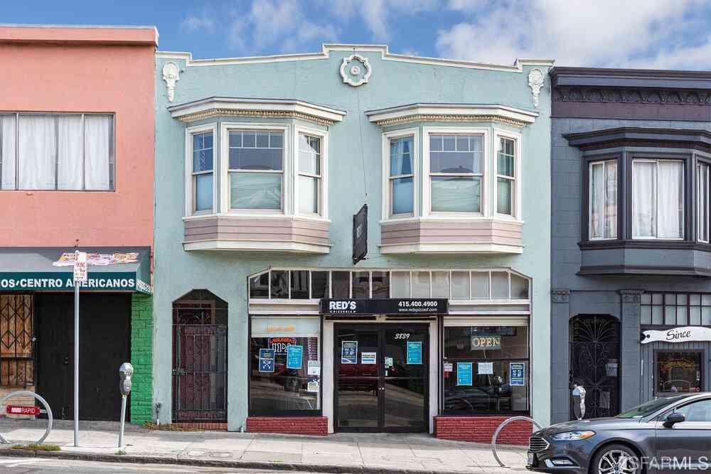 3837 Mission Street, San Francisco, CA, 94110,