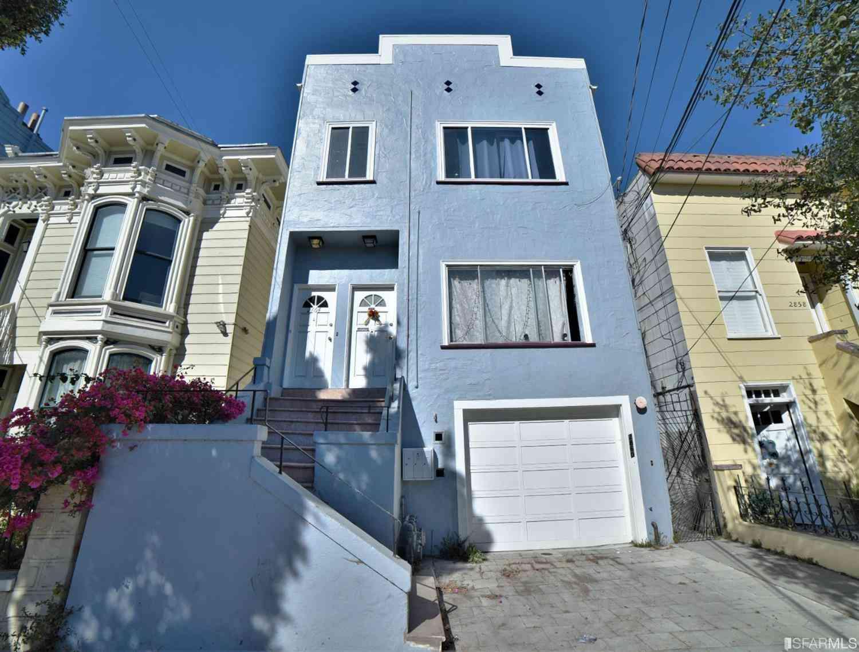 2860 22nd Street, San Francisco, CA, 94110,