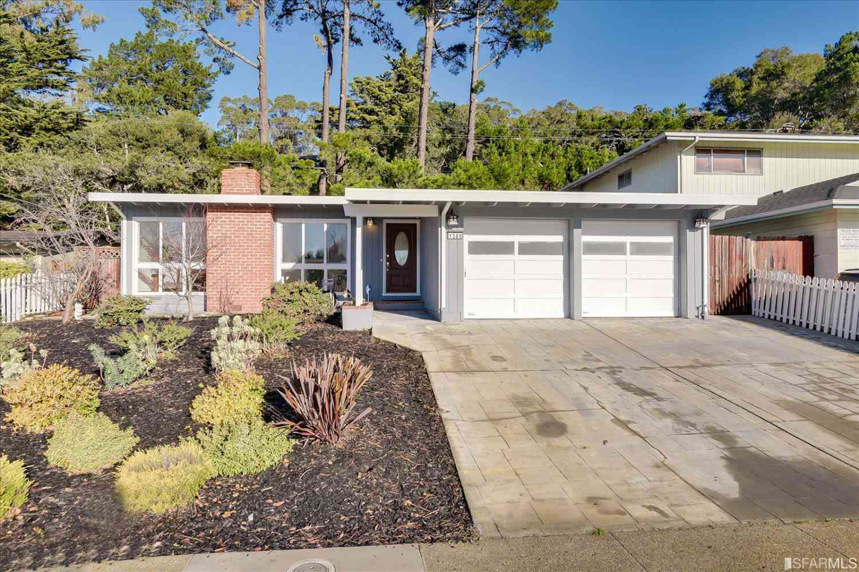 1366 Ridgewood Drive, Millbrae, CA, 94030,