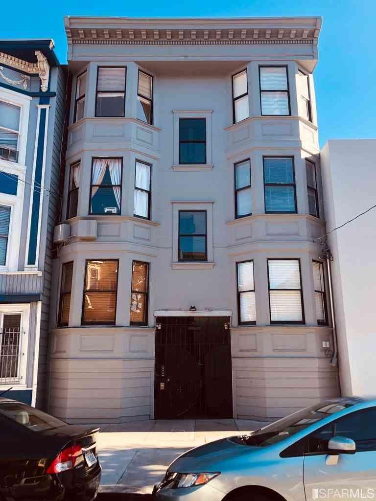 121 Shotwell Street, San Francisco, CA, 94103,