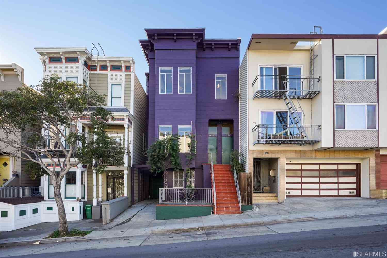 1420 Guerrero Street, San Francisco, CA, 94110,