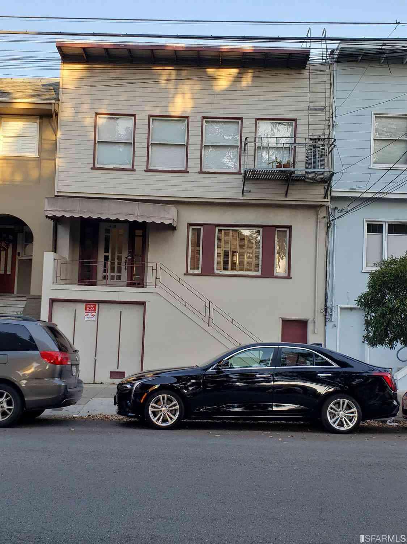 418 18th Avenue, San Francisco, CA, 94121,
