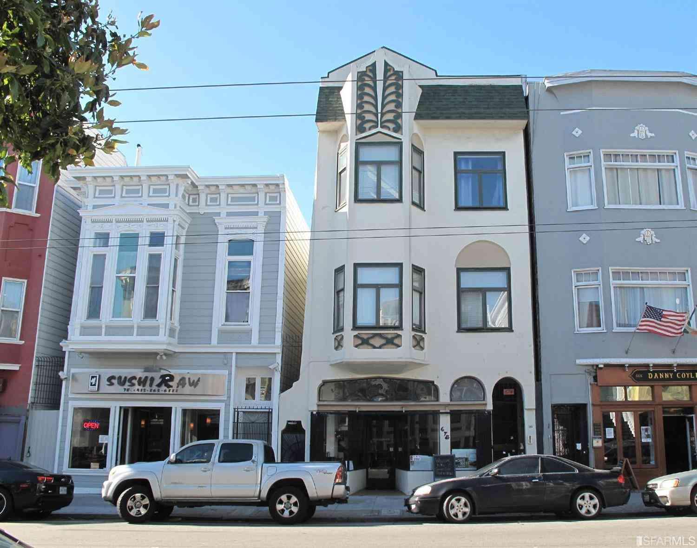 674 Haight Street, San Francisco, CA, 94117,