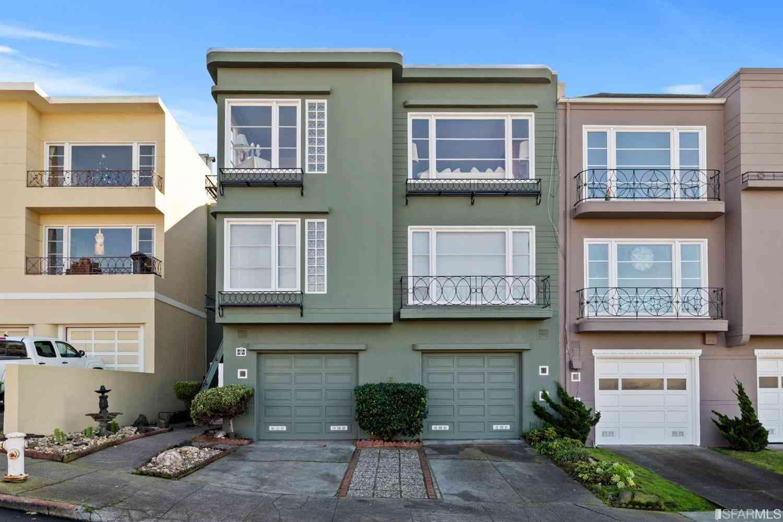 7 Mayfair Drive, San Francisco, CA, 94118,