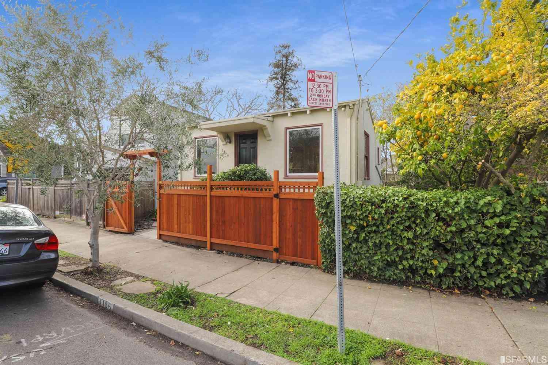 1196 Cornell Avenue, Berkeley, CA, 94702,