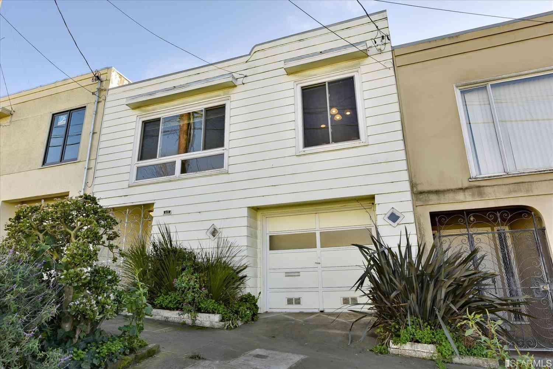 971 Le Conte Avenue, San Francisco, CA, 94124,
