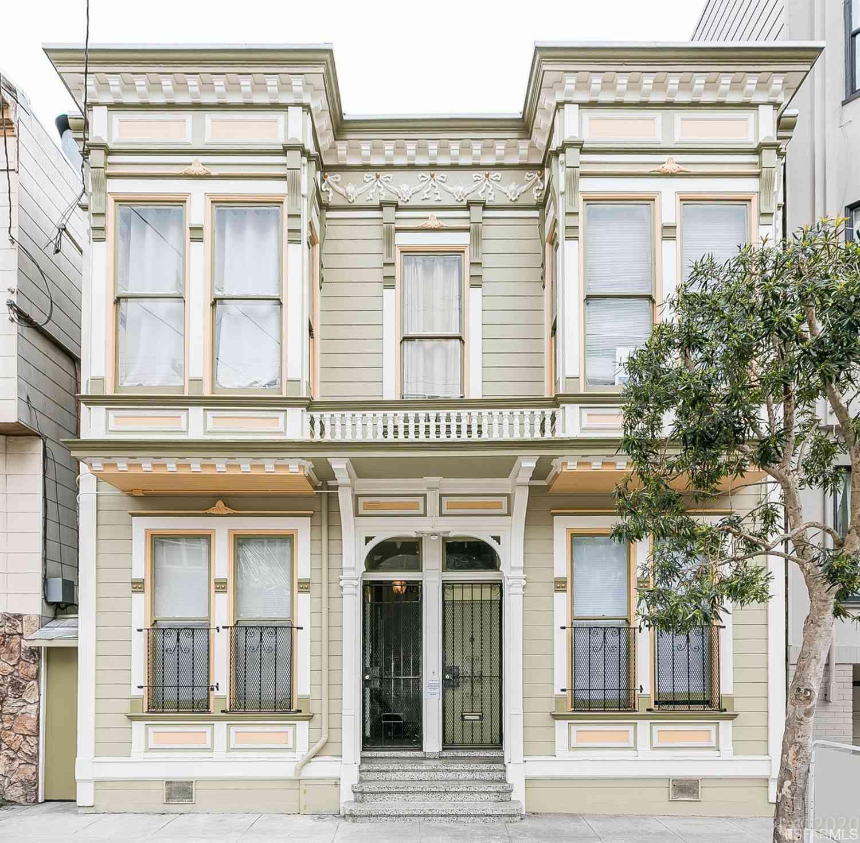 738 Central Avenue, San Francisco, CA, 94117,