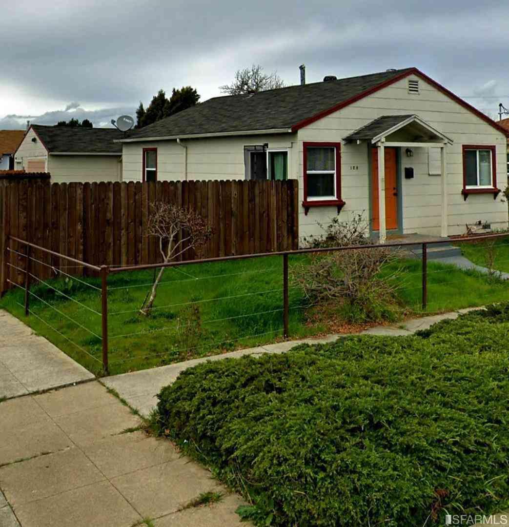 129 South 41st Street, Richmond, CA, 94804,