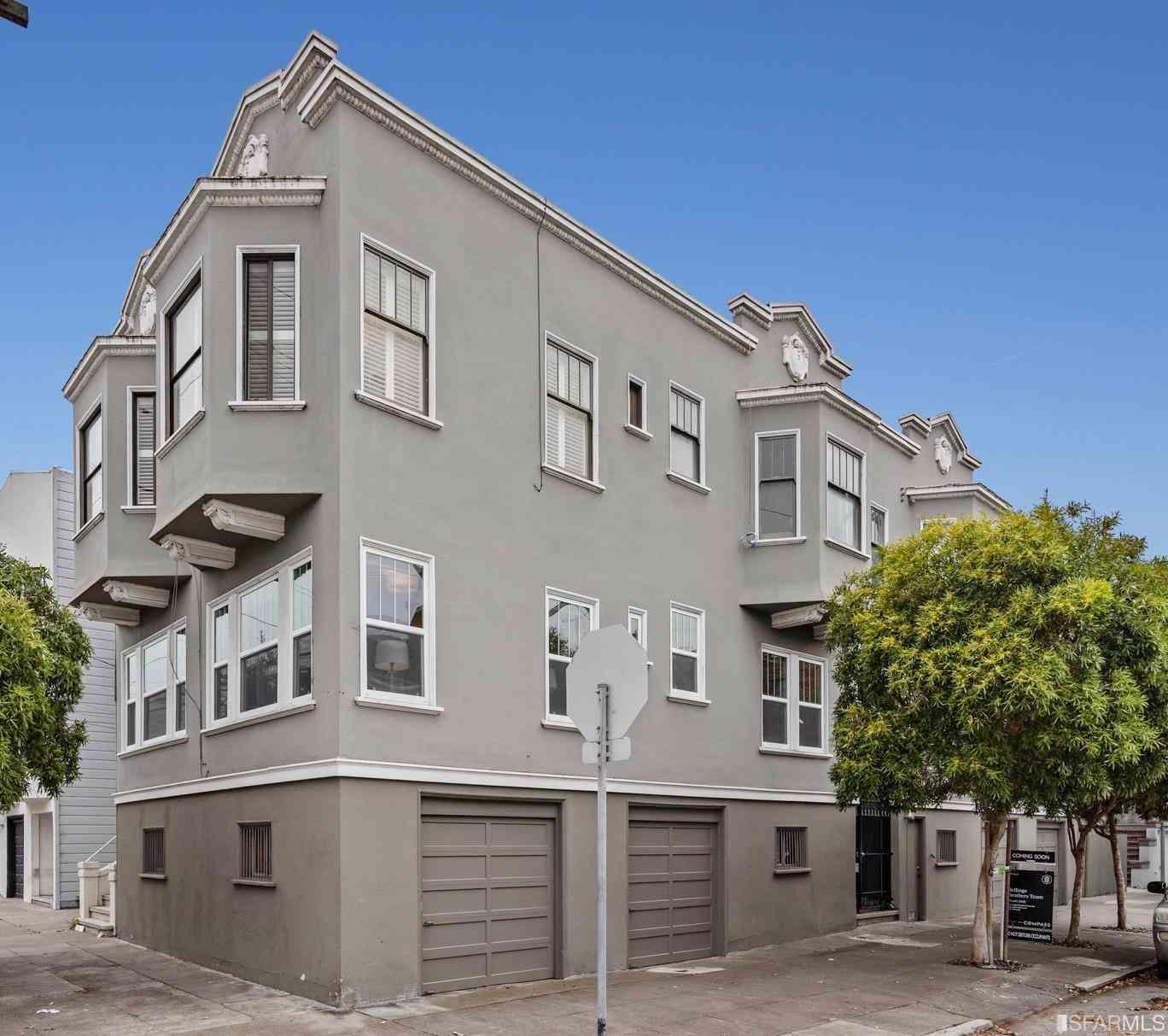 1405 Anza Street, San Francisco, CA, 94118,