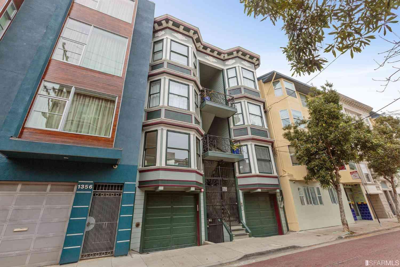 1350 Stevenson Street #A, San Francisco, CA, 94103,