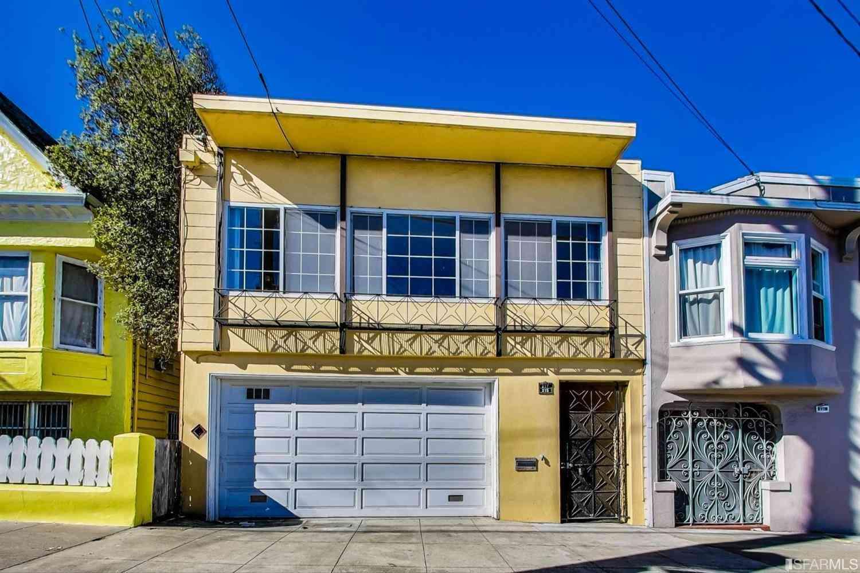215 Brighton Avenue, San Francisco, CA, 94112,