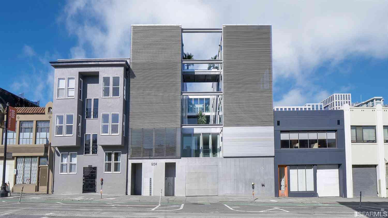 1234 Howard Street #4D, San Francisco, CA, 94103,