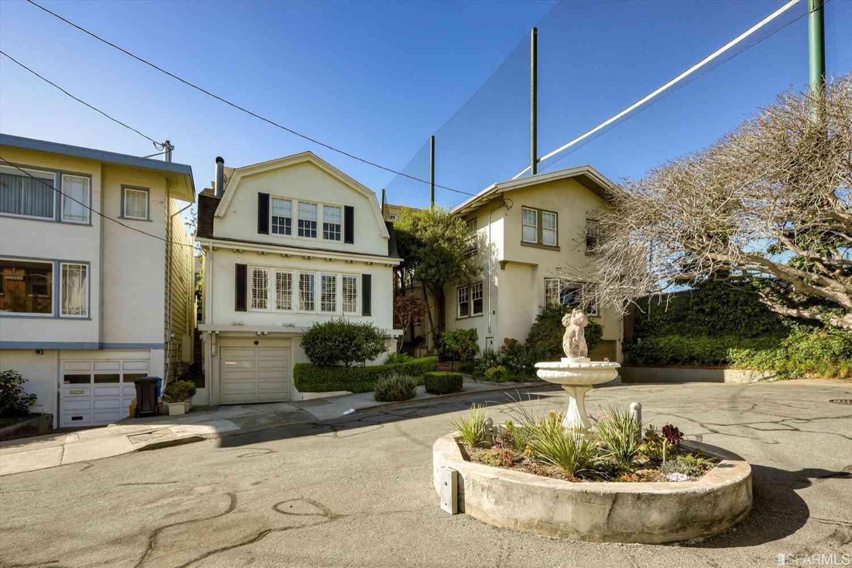 3 Atalaya Terrace, San Francisco, CA, 94117,