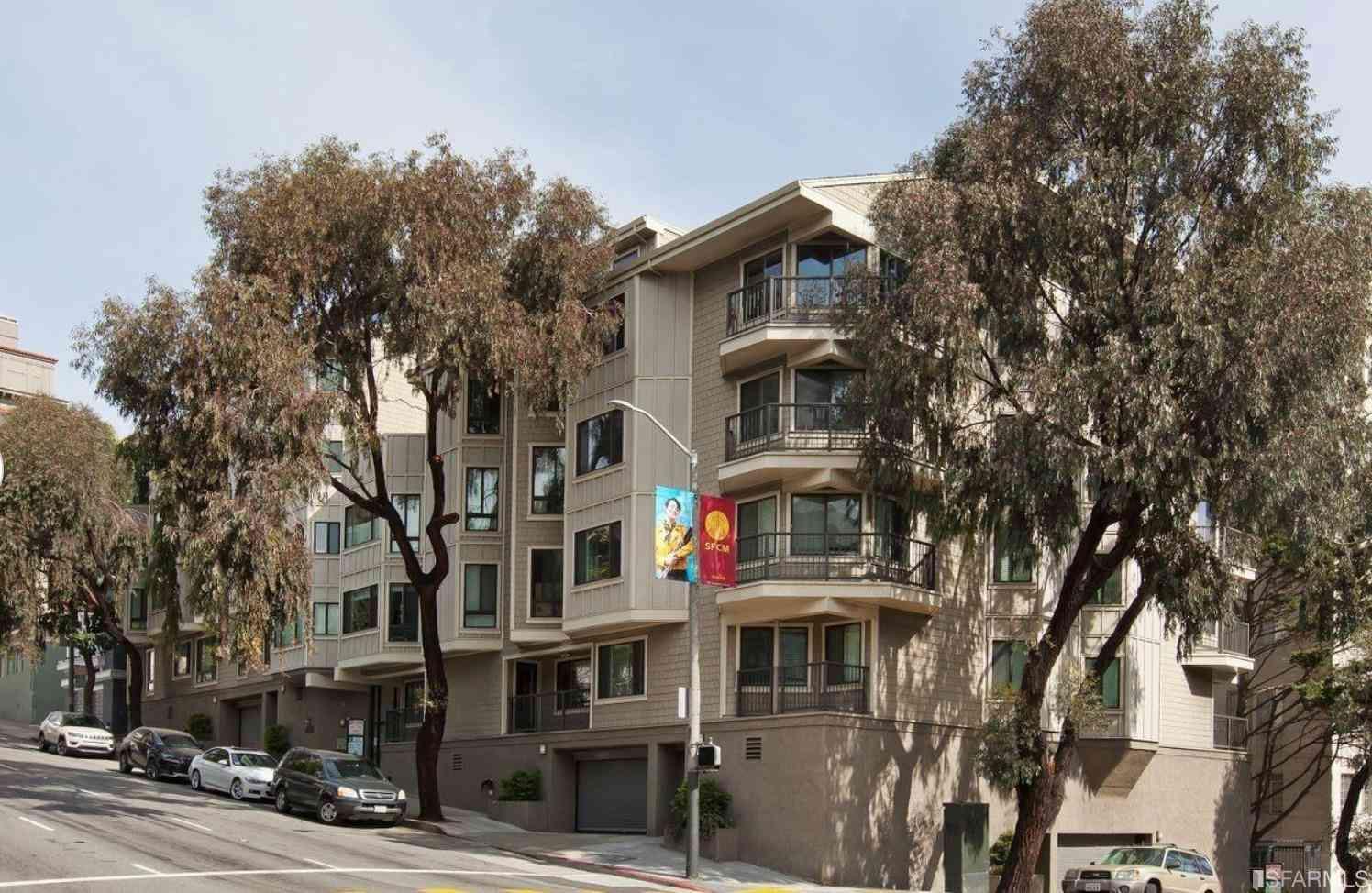 1700 Gough Street #410, San Francisco, CA, 94109,