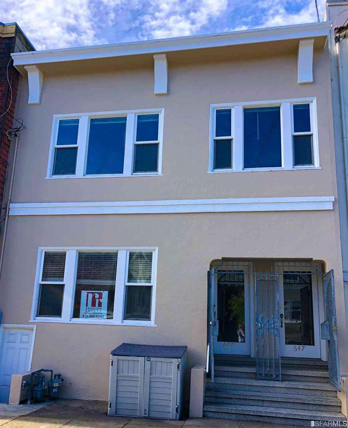 647 Spruce Street, San Francisco, CA, 94118,