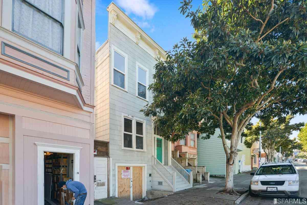 416 Precita Avenue, San Francisco, CA, 94110,