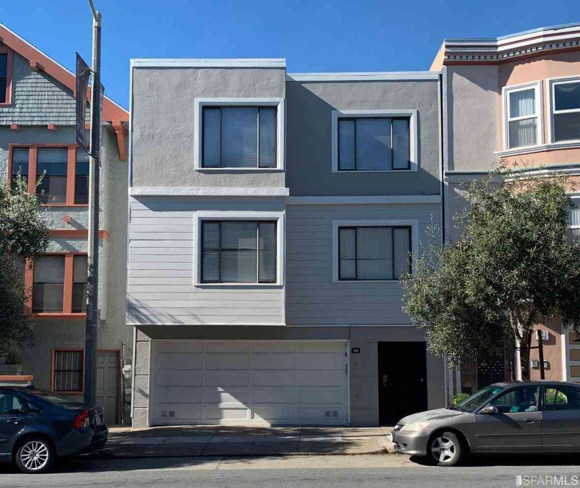 275 25th Avenue, San Francisco, CA, 94121,