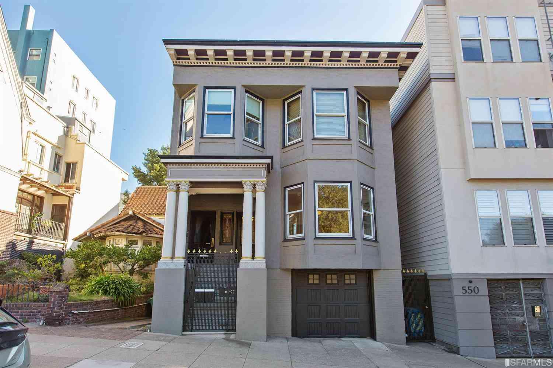 528 Stanyan Street, San Francisco, CA, 94117,
