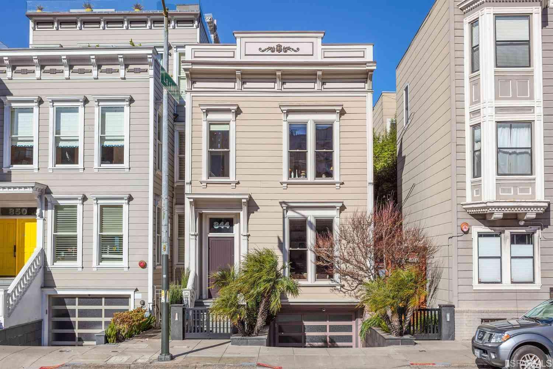 844 Bay Street, San Francisco, CA, 94109,