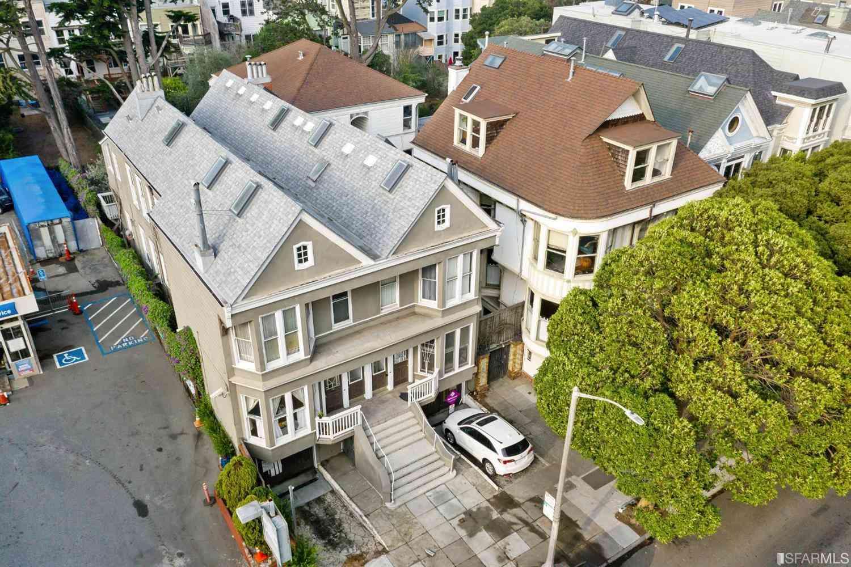 1664 Fell Street, San Francisco, CA, 94117,