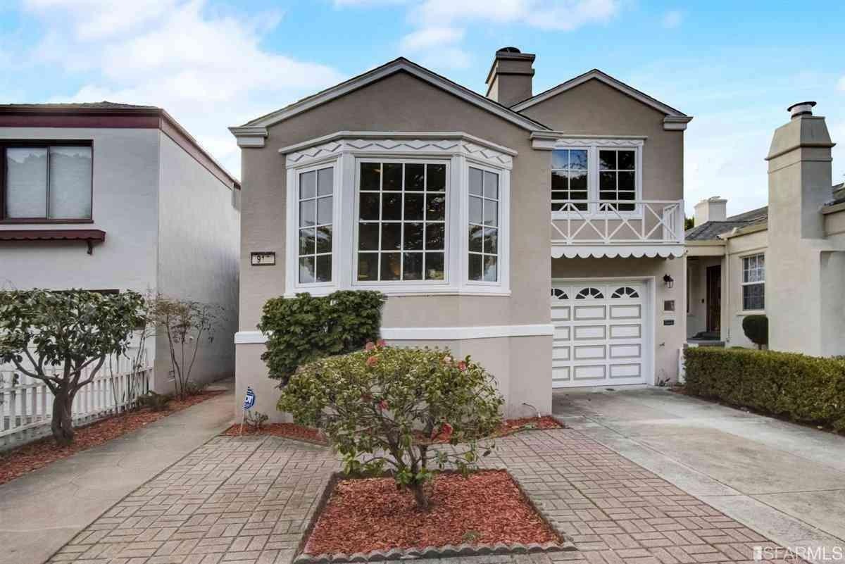 914 Junipero Serra Boulevard, San Francisco, CA, 94132,