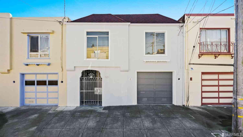 53 Campbell Avenue, San Francisco, CA, 94134,
