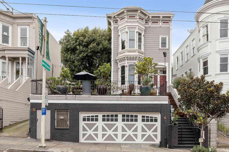 1031 Divisadero Street #1037, San Francisco, CA, 94115,