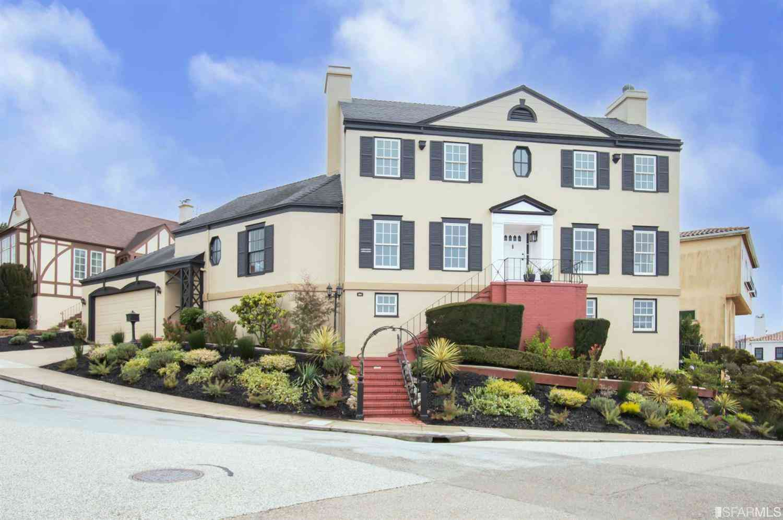 255 Maywood Drive, San Francisco, CA, 94127,