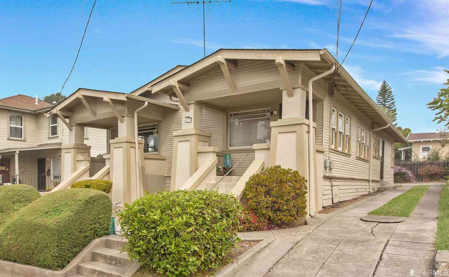 3024 East 29th Street, Oakland, CA, 94601,