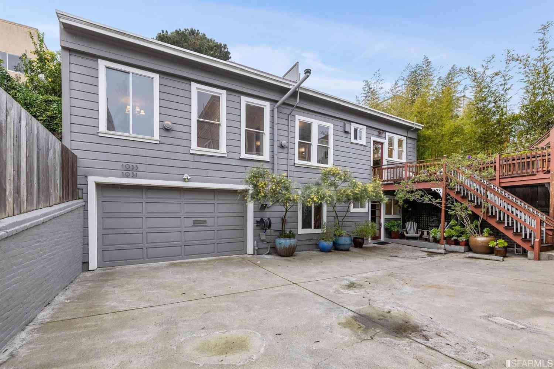 1031 Divisadero #1031, San Francisco, CA, 94115,