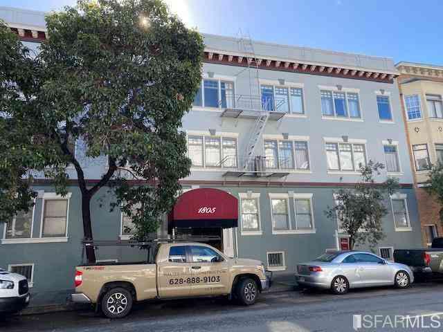 1805 Pine Street #34, San Francisco, CA, 94109,