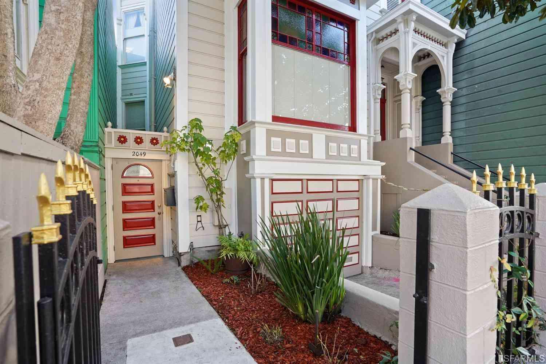 2049 Golden Gate Avenue, San Francisco, CA, 94115,