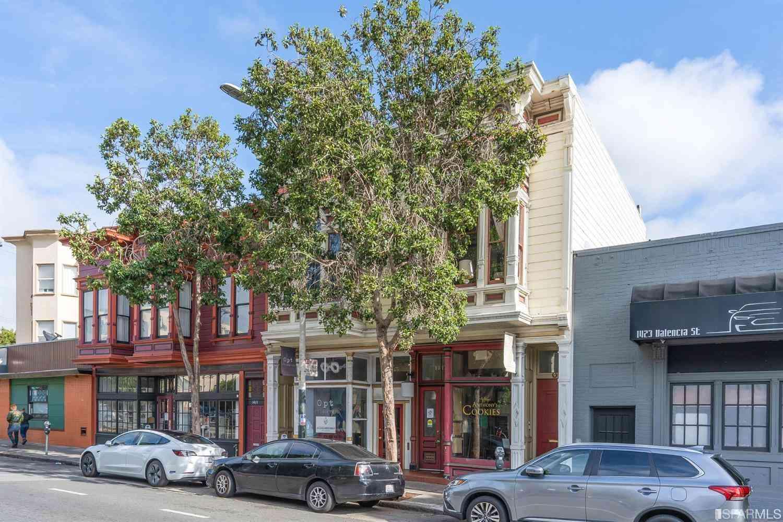1413 Valencia Street, San Francisco, CA, 94110,