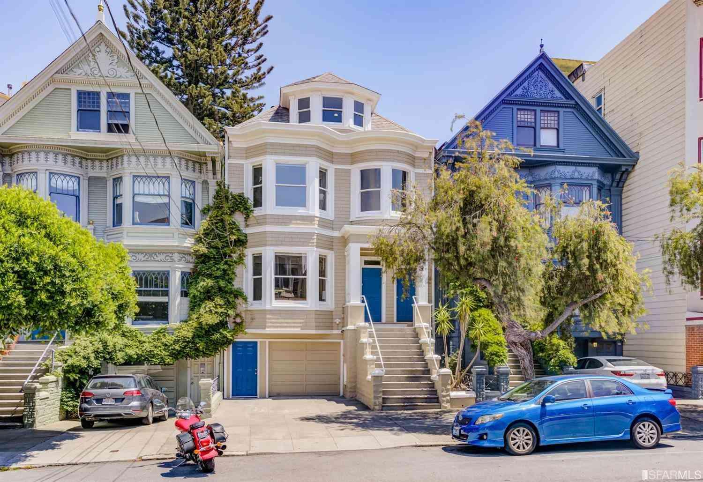514 Cole Street, San Francisco, CA, 94117,