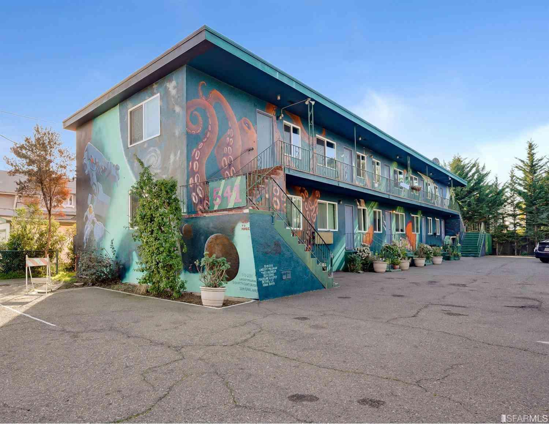 541 28th Street, Oakland, CA, 94069,