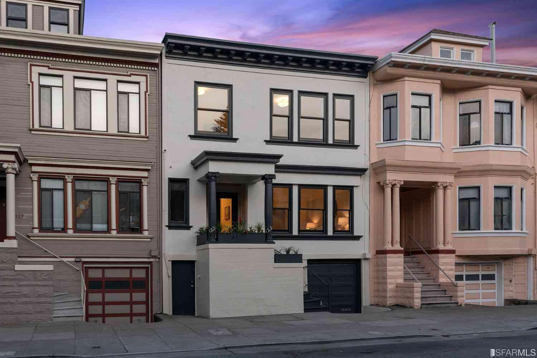 1222 4th Avenue, San Francisco, CA, 94122,
