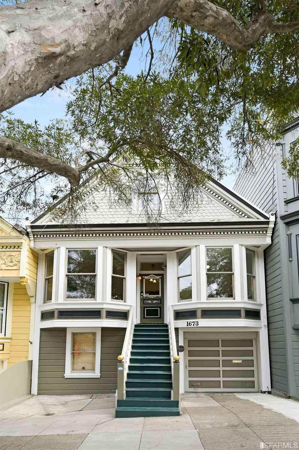 1673 Dolores Street, San Francisco, CA, 94110,