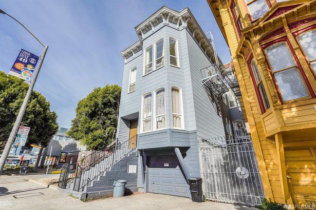 1264 Golden Gate Avenue