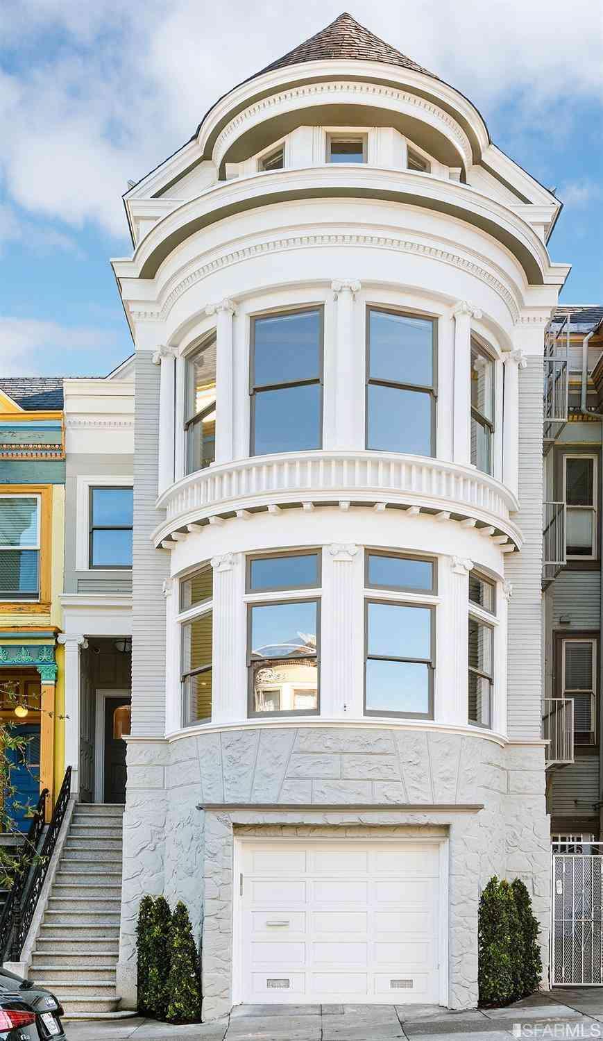 144 Central Avenue, San Francisco, CA, 94117,