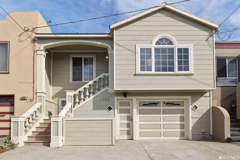 1686 47th Avenue, San Francisco, CA, 94122,