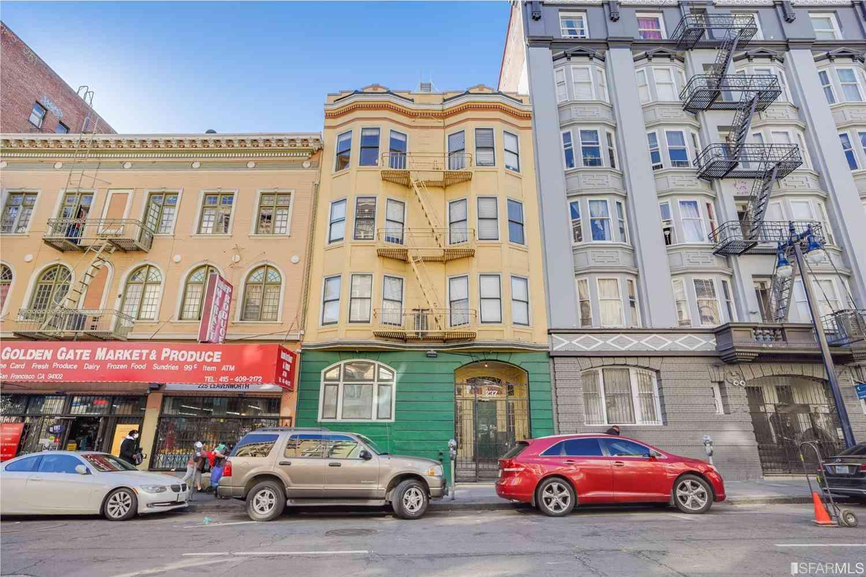 237 Leavenworth Street, San Francisco, CA, 94102,