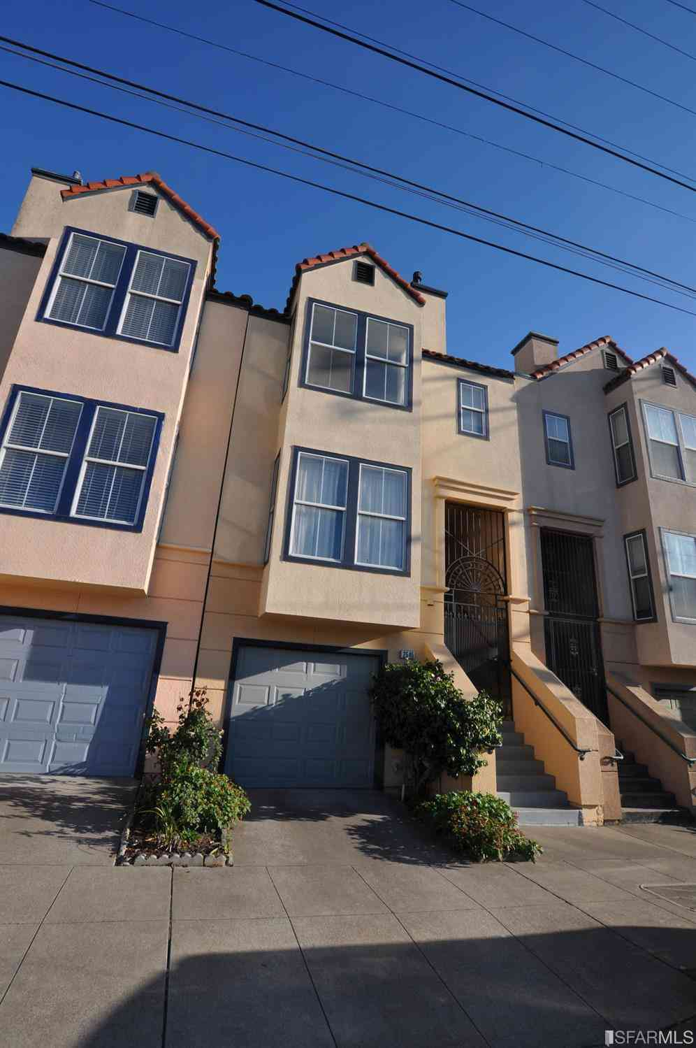 2545 Newhall Street, San Francisco, CA, 94124,