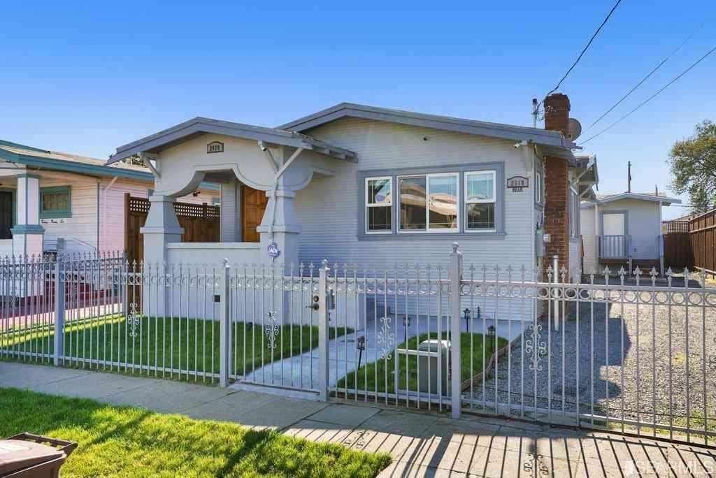 2020 86th Avenue, Oakland, CA, 94621,