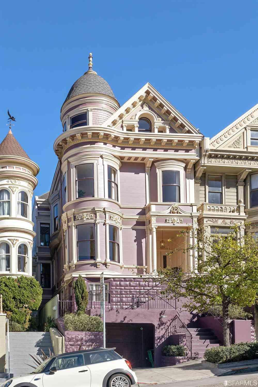 818 Steiner Street, San Francisco, CA, 94117,