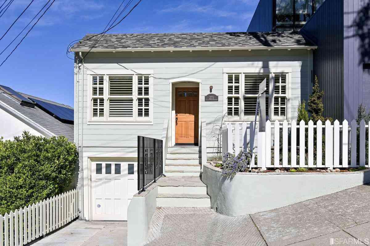271 Ripley Street, San Francisco, CA, 94110,