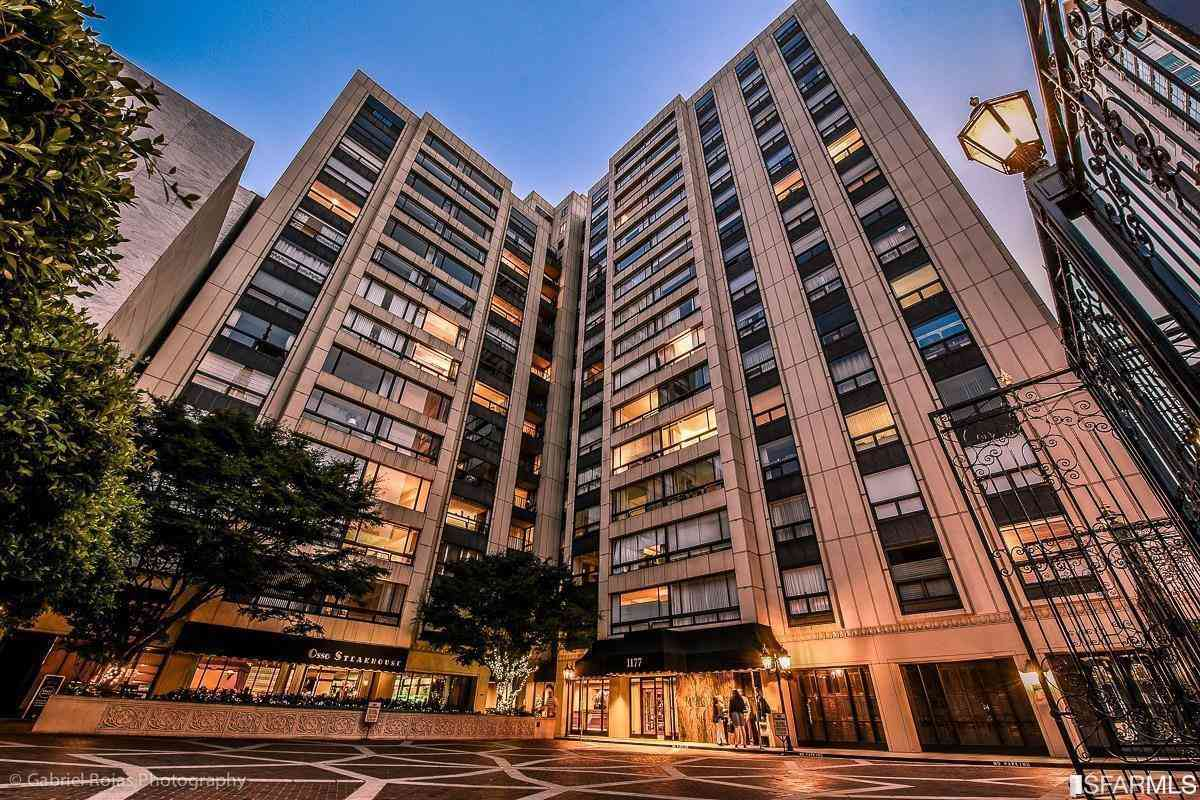 1177 California #1422, San Francisco, CA, 94108,