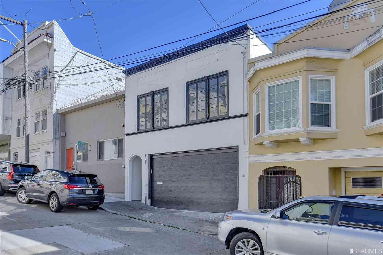 157 Bernard Street, San Francisco, CA, 94019,