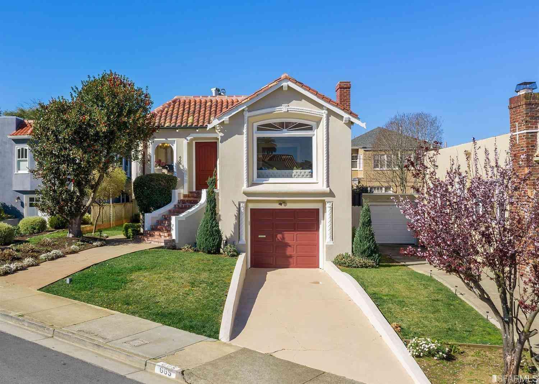 665 Victoria Street, San Francisco, CA, 94127,